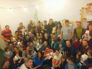 Encuentro de familias 2016
